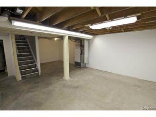 Photo 15: 299 Belmont Avenue in WINNIPEG: West Kildonan / Garden City Residential for sale (North West Winnipeg)  : MLS®# 1422742