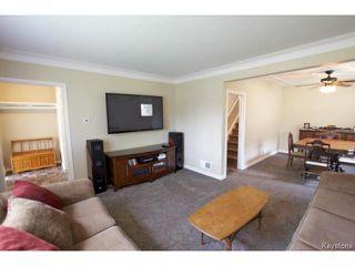 Photo 2: 299 Belmont Avenue in WINNIPEG: West Kildonan / Garden City Residential for sale (North West Winnipeg)  : MLS®# 1422742