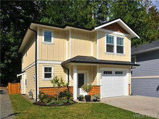 Photo 1: 3330 Myles Mansell Rd in VICTORIA: La Walfred House for sale (Langford)  : MLS®# 684341