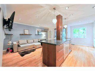 """Photo 5: 44 1240 FALCON Drive in Coquitlam: Upper Eagle Ridge Townhouse for sale in """"FALCON RIDGE"""" : MLS®# V1091832"""