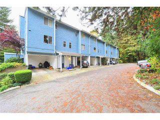 """Photo 11: 44 1240 FALCON Drive in Coquitlam: Upper Eagle Ridge Townhouse for sale in """"FALCON RIDGE"""" : MLS®# V1091832"""