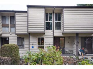 Main Photo: 118 BROOKSIDE Drive in Port Moody: Port Moody Centre Townhouse for sale : MLS®# V1099631