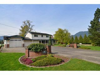 Main Photo: 11235 KITCHEN Road in Chilliwack: Fairfield Island House for sale : MLS®# H2151421