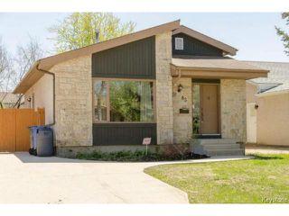 Main Photo:  in WINNIPEG: North Kildonan Residential for sale (North East Winnipeg)  : MLS®# 1512966