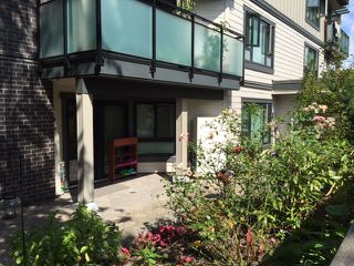 """Photo 23: 105 1750 MAPLE Street in Vancouver: Kitsilano Condo for sale in """"MAPLEWOOD PLACE"""" (Vancouver West)  : MLS®# V1135503"""