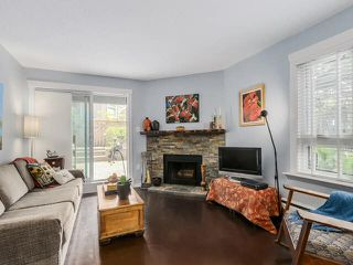 """Photo 8: 105 1750 MAPLE Street in Vancouver: Kitsilano Condo for sale in """"MAPLEWOOD PLACE"""" (Vancouver West)  : MLS®# V1135503"""
