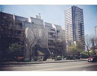"""Main Photo: 606 1080 PACIFIC Street in Vancouver: West End VW Condo for sale in """"THE CALIFORNIAN"""" (Vancouver West)  : MLS®# V539428"""