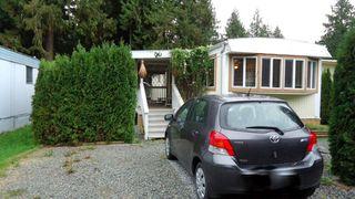 """Photo 1: 206 1830 MAMQUAM Road in Squamish: Garibaldi Estates Manufactured Home for sale in """"Timbertown"""" : MLS®# R2010543"""
