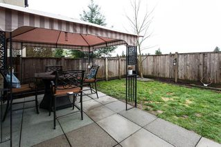 "Photo 20: 31 20653 THORNE Avenue in Maple Ridge: Southwest Maple Ridge Townhouse for sale in ""THORNEBERRY GARDENS"" : MLS®# R2032764"