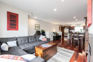 """Photo 8: 214 672 W 6TH Avenue in Vancouver: Fairview VW Townhouse for sale in """"BOHEMIA"""" (Vancouver West)  : MLS®# R2080724"""