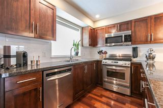"""Photo 2: 214 672 W 6TH Avenue in Vancouver: Fairview VW Townhouse for sale in """"BOHEMIA"""" (Vancouver West)  : MLS®# R2080724"""
