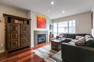 """Photo 7: 214 672 W 6TH Avenue in Vancouver: Fairview VW Townhouse for sale in """"BOHEMIA"""" (Vancouver West)  : MLS®# R2080724"""