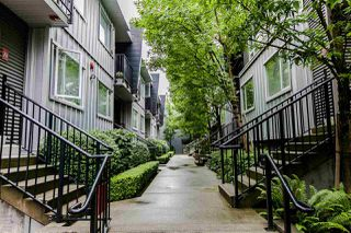 """Photo 19: 214 672 W 6TH Avenue in Vancouver: Fairview VW Townhouse for sale in """"BOHEMIA"""" (Vancouver West)  : MLS®# R2080724"""