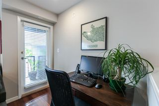 """Photo 10: 214 672 W 6TH Avenue in Vancouver: Fairview VW Townhouse for sale in """"BOHEMIA"""" (Vancouver West)  : MLS®# R2080724"""