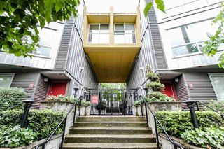 """Photo 18: 214 672 W 6TH Avenue in Vancouver: Fairview VW Townhouse for sale in """"BOHEMIA"""" (Vancouver West)  : MLS®# R2080724"""