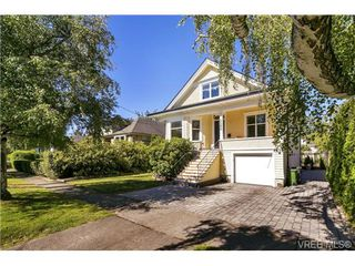 Main Photo: 2280 Florence Street in VICTORIA: OB Henderson Single Family Detached for sale (Oak Bay)  : MLS®# 367466