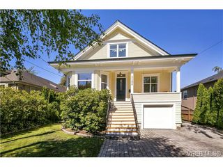 Photo 2: 2280 Florence St in VICTORIA: OB Henderson Single Family Detached for sale (Oak Bay)  : MLS®# 736707