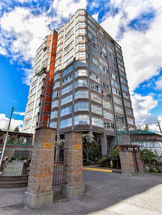 """Photo 1: 1503 11910 80TH Avenue in Delta: Scottsdale Condo for sale in """"Chancellor Place"""" (N. Delta)  : MLS®# R2161913"""