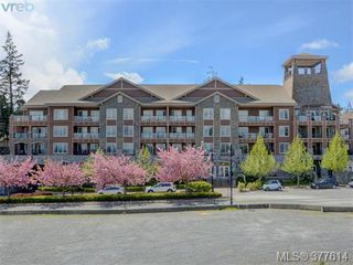 Photo 1: 201 1325 Bear Mountain Pkwy in VICTORIA: La Bear Mountain Condo Apartment for sale (Langford)  : MLS®# 758138