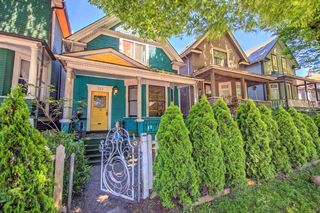 Photo 1: 513 PRIOR Street in Vancouver: Mount Pleasant VE House for sale (Vancouver East)  : MLS®# R2171539