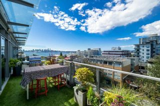 "Photo 19: 404 88 LONSDALE Avenue in North Vancouver: Lower Lonsdale Condo for sale in ""THE ABERDEEN"" : MLS®# R2206221"
