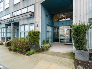 Photo 1: 308 336 E 1ST Avenue in Vancouver: Mount Pleasant VE Condo for sale (Vancouver East)  : MLS®# R2254984