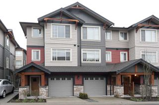 "Photo 1: 84 11305 240 Street in Maple Ridge: Cottonwood MR Townhouse for sale in ""Maple Heights"" : MLS®# R2264567"