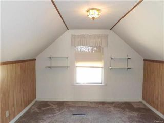 Photo 11: 35 Thorndale Avenue in Winnipeg: St Vital Residential for sale (2D)  : MLS®# 1813983