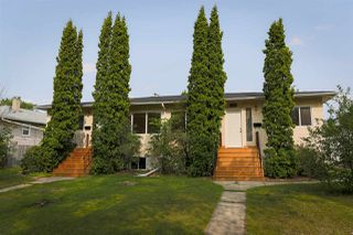Main Photo: 11115/11117 116 Street in Edmonton: Zone 08 House Duplex for sale : MLS®# E4122831