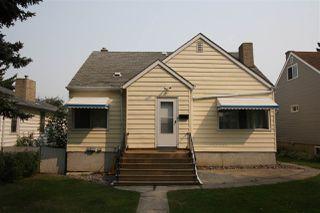 Main Photo: 12231 104 Street in Edmonton: Zone 08 House for sale : MLS®# E4125649