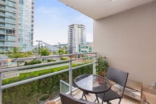 "Photo 14: 607 2978 GLEN Drive in Coquitlam: North Coquitlam Condo for sale in ""GRAND CENTRAL"" : MLS®# R2302691"