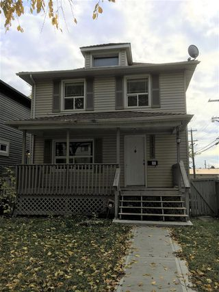 Photo 1: 11315 108 Avenue NW in Edmonton: Zone 08 House for sale : MLS®# E4131517
