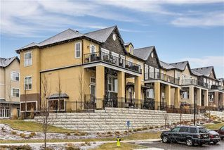 Photo 2: 2 CRANBROOK Villa SE in Calgary: Cranston Row/Townhouse for sale : MLS®# C4215391