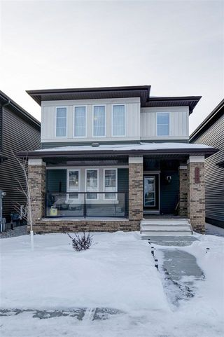Main Photo: 2269 Casey Crescent in Edmonton: Zone 55 House for sale : MLS®# E4139900