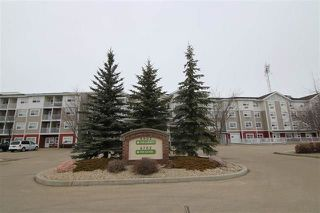 Main Photo: 223 8802 Southfort Drive: Fort Saskatchewan Condo for sale : MLS®# E4140808