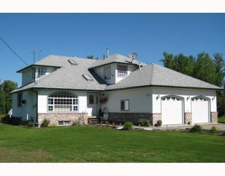Photo 3: 12805 HUBERT RD in Prince_George: Hobby Ranches House for sale (PG Rural North (Zone 76))  : MLS®# N191699