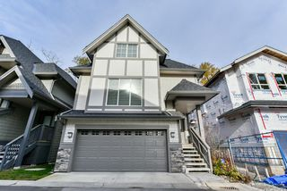 Main Photo: 16 8217 204B Street in Langley: Willoughby Heights Townhouse for sale : MLS®# R2346123