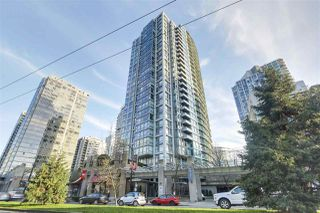 "Main Photo: 2606 1008 CAMBIE Street in Vancouver: Yaletown Condo for sale in ""THE WATERWORKS AT MARINA POINTE"" (Vancouver West)  : MLS®# R2347329"