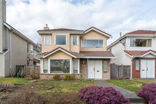 Main Photo: 8233 FRENCH Street in Vancouver: Marpole House for sale (Vancouver West)  : MLS®# R2350936