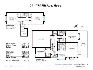 """Photo 20: 24 1175 7TH Avenue in Hope: Hope Center 1/2 Duplex for sale in """"RIVER WYND"""" : MLS®# R2356536"""