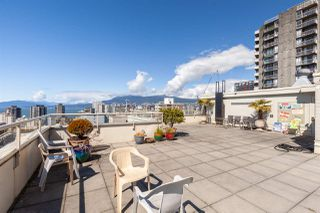 """Photo 18: 704 1250 BURNABY Street in Vancouver: West End VW Condo for sale in """"Horizon"""" (Vancouver West)  : MLS®# R2359043"""