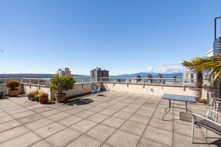 """Photo 14: 704 1250 BURNABY Street in Vancouver: West End VW Condo for sale in """"Horizon"""" (Vancouver West)  : MLS®# R2359043"""