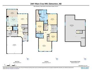 Photo 30: 2441 WARE Crescent in Edmonton: Zone 56 House for sale : MLS®# E4154652