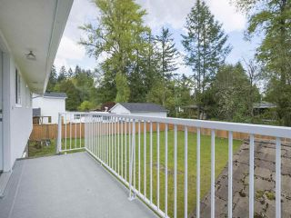 "Photo 9: 4050 WELLINGTON Street in Port Coquitlam: Oxford Heights House for sale in ""OXFORD HEIGHTS"" : MLS®# R2365270"