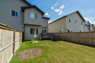 Photo 28: 50 SOUTH CREEK Wynd: Stony Plain House Half Duplex for sale : MLS®# E4155183