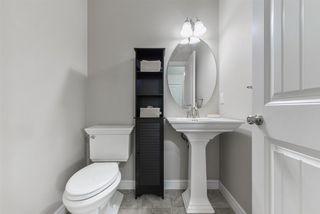 Photo 12: 50 SOUTH CREEK Wynd: Stony Plain House Half Duplex for sale : MLS®# E4155183