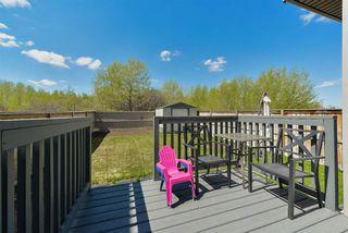 Photo 26: 50 SOUTH CREEK Wynd: Stony Plain House Half Duplex for sale : MLS®# E4155183