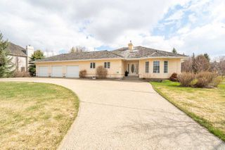 Main Photo: 37 Brittany Crescent: Rural Sturgeon County House for sale : MLS®# E4155973