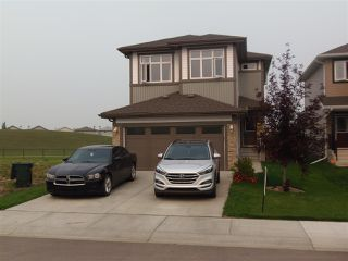 Photo 1: 273 SILVERSTONE Crescent: Stony Plain House for sale : MLS®# E4156331