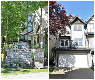 Photo 1: 20 8737 161 Street in Surrey: Fleetwood Tynehead Townhouse for sale : MLS®# R2370101